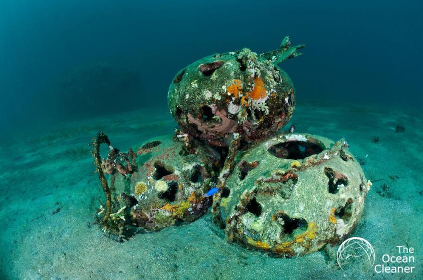 Artificial Reef - The Ocean Cleaner 8
